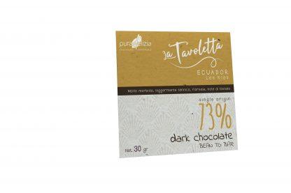 Tavoletta Equador 30 gr